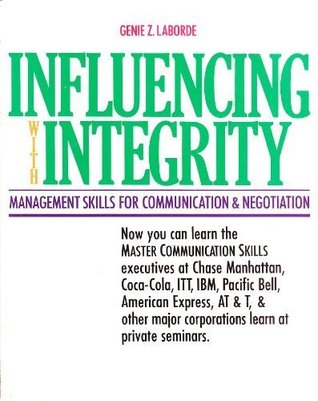 Influencing W/Integrity Genie Z. Laborde