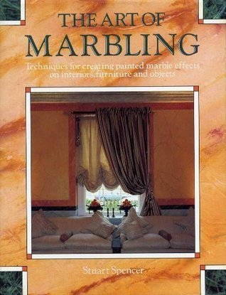 The Art Of Marbling  by  Stuart Spencer