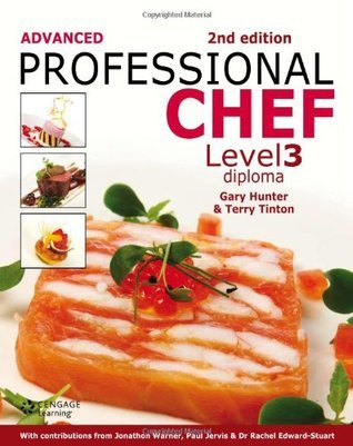 Advanced Professional Chef. Level 3 Gary Hunter