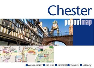 Chester Popout Map  by  Popout Maps