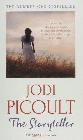 Storyteller Jodi Picoult