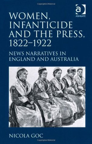Women, Infanticide, and the Press, 1822-1922: News Narratives in England and Australia  by  Nicolaa Goc
