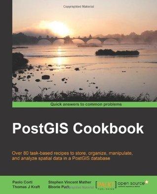 PostGIS Cookbook  by  Paolo Corti