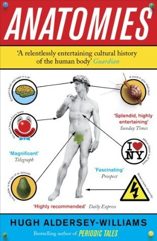 Anatomies: The Human Body Its Parts And The Stories They Tell  by  Hugh Aldersey-Williams
