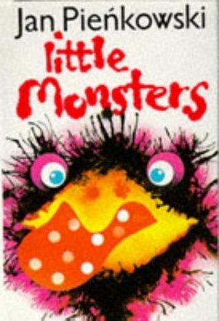 Little Monsters: Pop-up Book Jan Pieńkowski