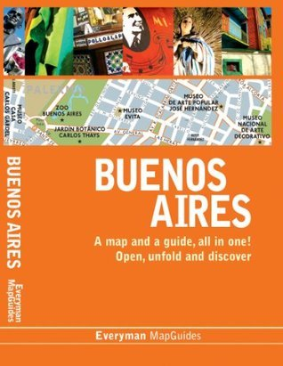 Buenos Aires Everyman Mapguide  by  Clemence Jacquinet