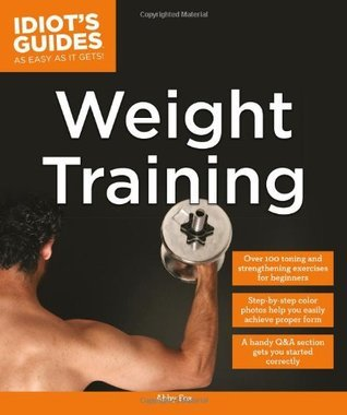 Weight Training  by  Abby Fox