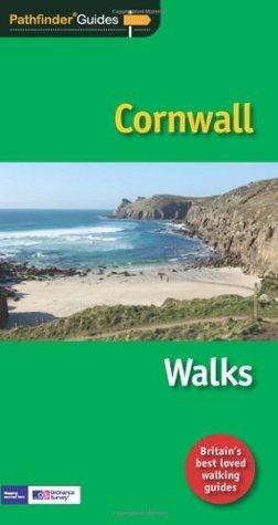 Pathfinder Cornwall: Walks  by  Sue Viccars