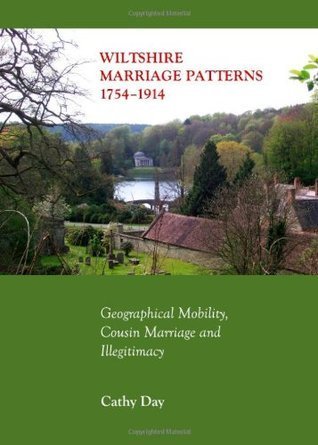 Wiltshire Marriage Patterns 1754-1914: Geographical Mobility, Cousin Marriage and Illegitimacy Cathy Day