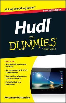 Hudl for Dummies Rosie Hattersley