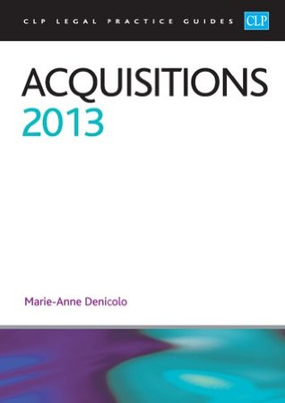 Acquisitions 2013.  by  Marie-Anne Denicolo