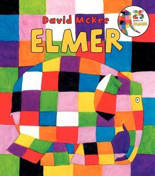 Elmer Board Book David McKee