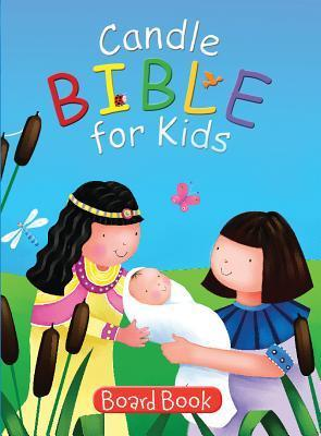Candle Bible for Kids Board Book Juliet David