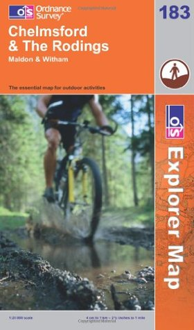 Chelmsford and the Rodings (Explorer Maps)  by  Ordnance Survey