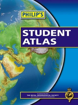 Philips Student Atlas. Various