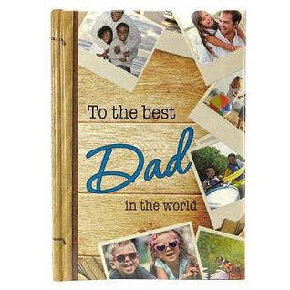 To the Best Dad in the World  by  Christian Art Gifts