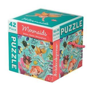 Mermaids 42 Piece Puzzle Galison