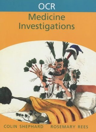 OCR Medicine Investigations  by  Rosemary Rees