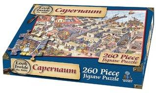 Look Inside the Bible - Jesus in Capernaum Jigsaw  by  Tim Dowley