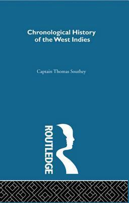 Chronicle History of the West Indies C.T. Southey