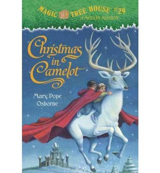 Christmas in Camelot  Aug-25-2009 Paperback Mary Pope Osborne