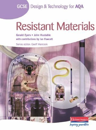 GCSE Design and Technology for AQA: Resistant Materials Student Book Geoff Hancock