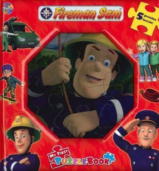 My First Fireman Sam Puzzle Book  by  THEWORKS
