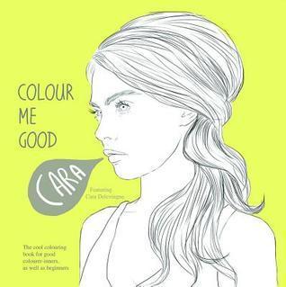 Colour Me Good: Cara Delevingne Mel Elliott
