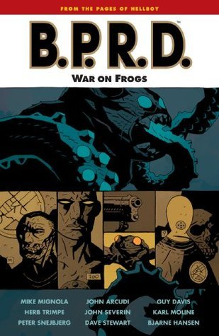 B.P.R.D. Vol. 12: War On Frogs Mike Mignola