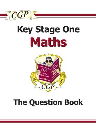 KS1 Maths Question Book: Question Book Pt. 1 & 2  by  CGP Books
