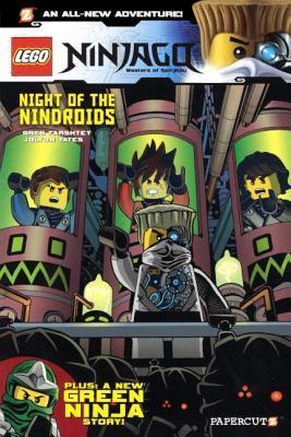 Ninjago #9 Greg Farshtey