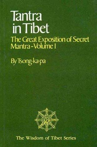 Tantra In Tibet  by  Tsongkhapa