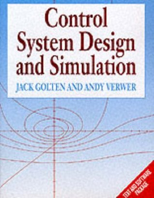 Control System Design And Simulation Jack Golten