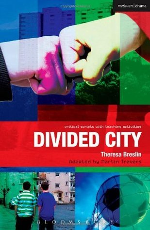 Divided City  by  Martin Travers