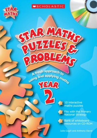 Star Maths Puzzles and Problems. Year 2 Julie Cogill