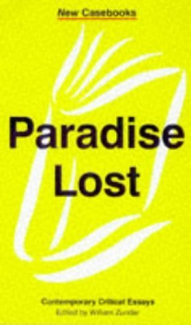 Paradise Lost (New Casebooks)  by  William Zunder