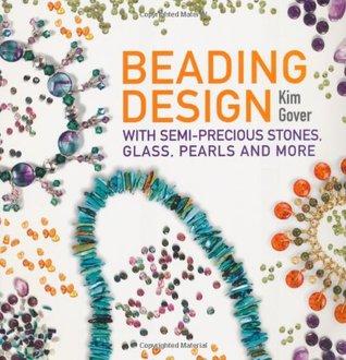 Beading Design with Semi-Precious Stones. Kim Gover  by  Kim Gover
