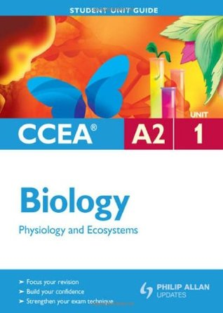 Ccea As/A2 Biology Unit 3: Practical and Investigational Skills Student Unit Guide John Campton
