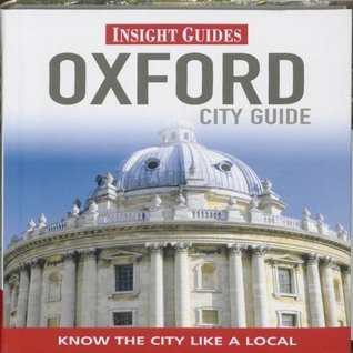 Insight Guides: Oxford City Guide Insight Guides