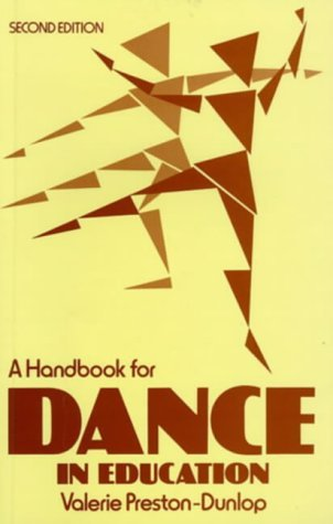 Handbook Dance Education Paschal Preston