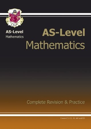 AS-Level Maths OCR A Complete Revision & Practice  by  CGP Books