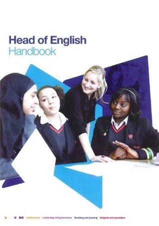 Head of English Handbook  by  The Schools Network