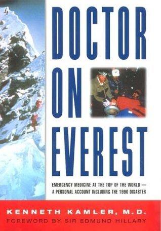 Doctor on Everest  by  Kenneth Kamler