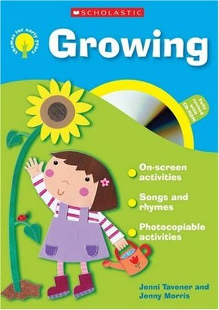 Growing with CD Rom  by  Jenni Tavener