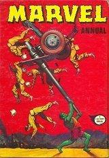 Marvel Annual 1973 fleetway