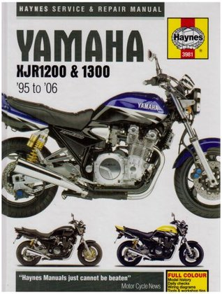 Yamaha Xjr1200 & 1300 Service & Repair Manual, 1995 to 2006. Matthew Coombs  by  Matthew Coombs