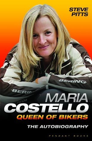 Maria Costello - Queen of Bikers  by  Maria Costello