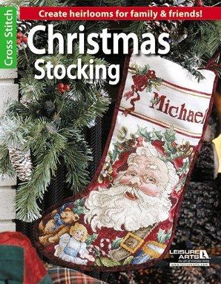 Christmas Stocking  by  Leisure Arts, Inc.
