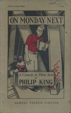 On Monday Next  by  Philip King