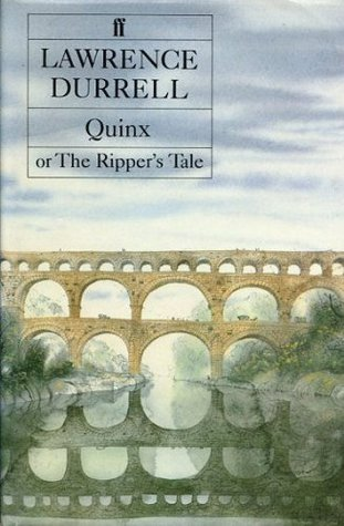 Quinx  by  Lawrence Durrell